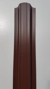 Заборы из металлического штакетника - СтройПрогресс